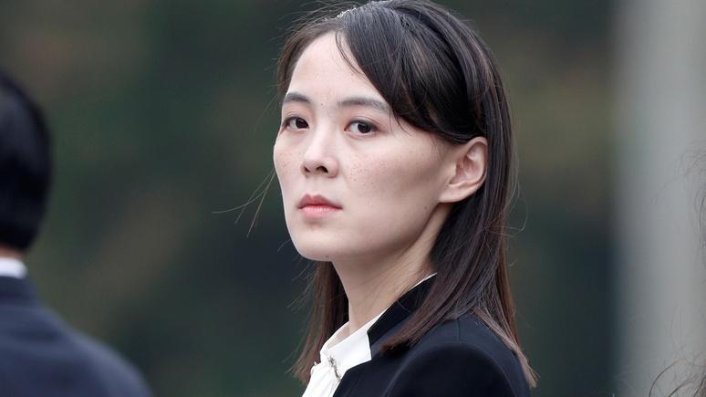 Japan Times: сестра Кима «нашлась» на народных играх в Пхеньяне