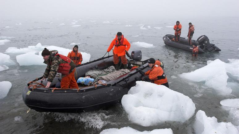 High North News: геополитика не помеха — Россия и Норвегия учатся спасать утопающих на Крайнем Севере