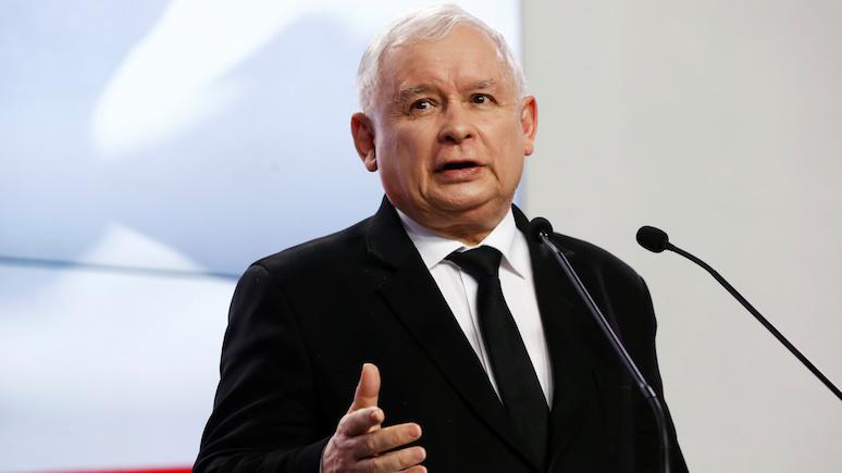 Качиньский: улучшение польско-российских отношений зависит только от Москвы
