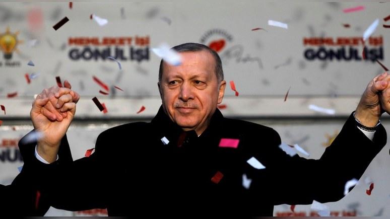 Guardian: брексит поможет Эрдогану укрепить власть в Турции