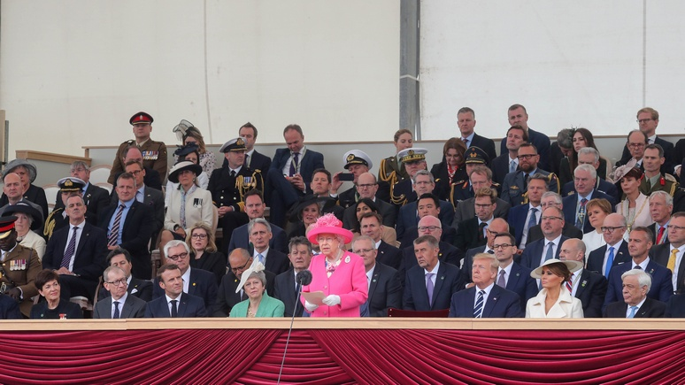 Le Figaro выяснил, почему Путина не пригласили на годовщину высадки в Нормандии