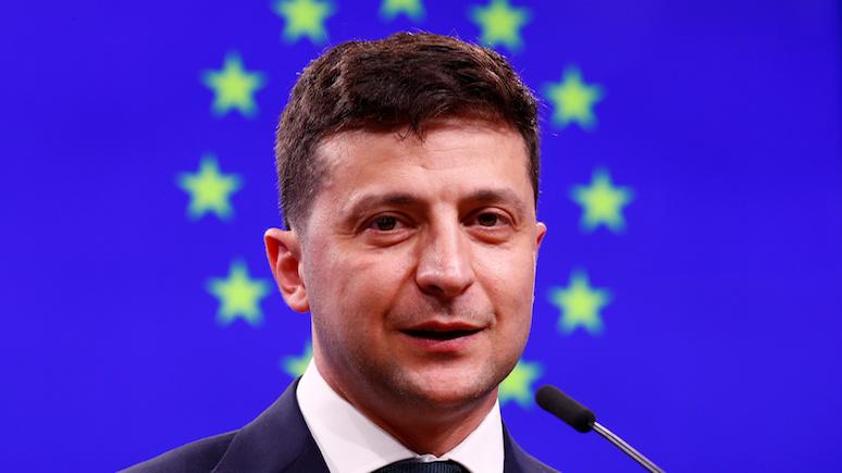 Rzeczpospolita: Зеленский спешит заручиться поддержкой Запада для переговоров с Россией