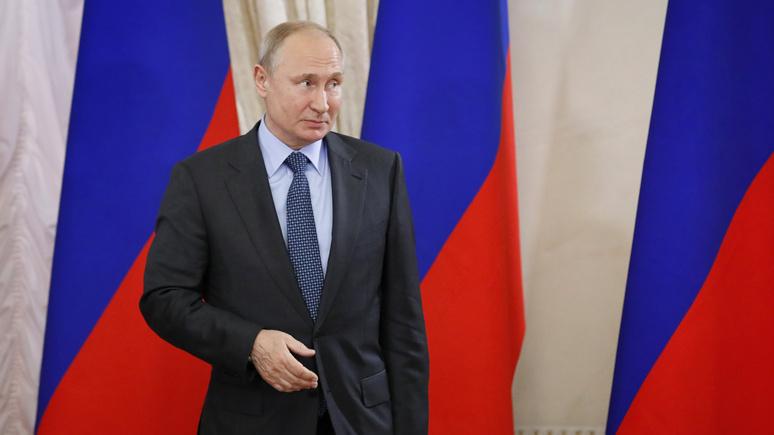 Daily Telegraph: Путин призвал Лондон «перевернуть страницу»
