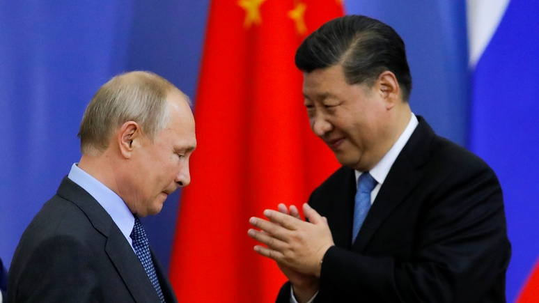Les Echos: между Китаем и Россией сближение по всем фронтам