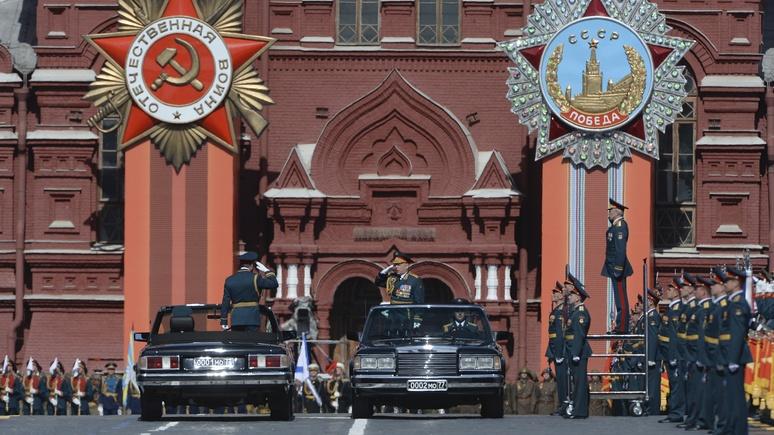 Sud Ouest: французский историк не согласна — Россия сама забыла о помощи США в борьбе против нацистов