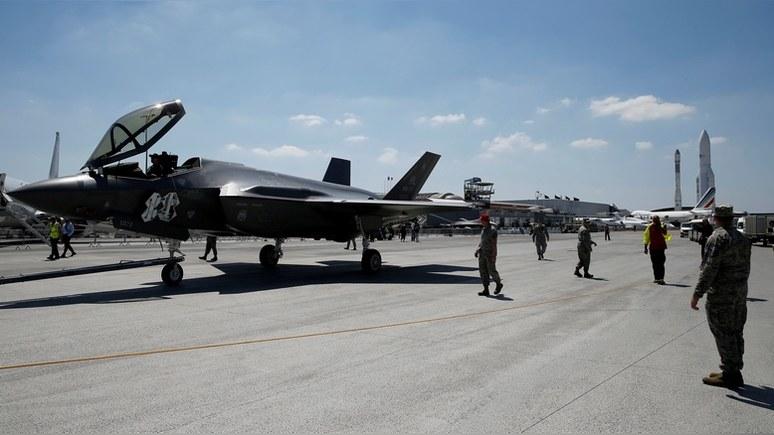 WSJ: США грозят лишить Турцию F-35, если она не откажется от С-400 до конца июля