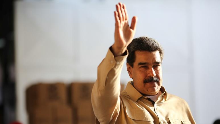 Infobae: Мадуро распорядился вновь открыть границу с Колумбией