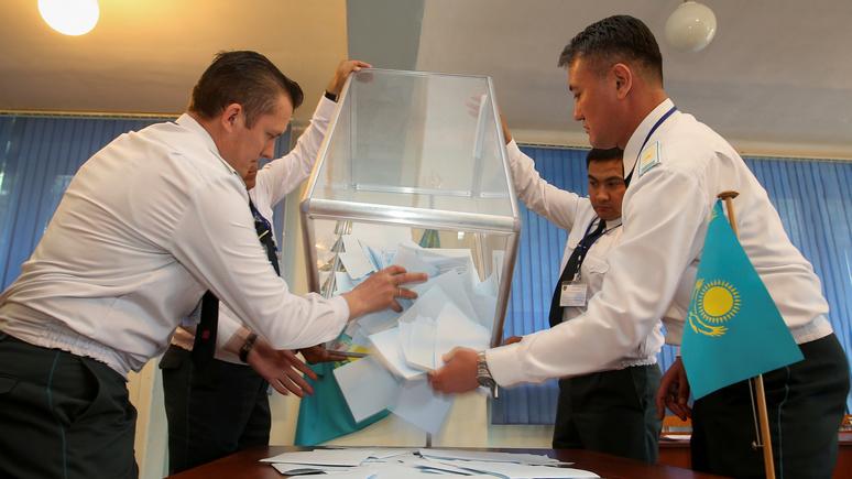 Ouest-France: в Казахстане проходят первые президентские выборы без Назарбаева