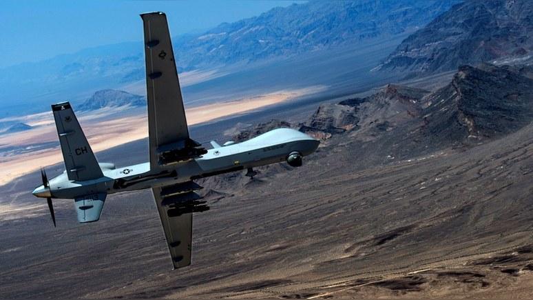 Guardian: экспертов встревожили частые крушения военных беспилотников