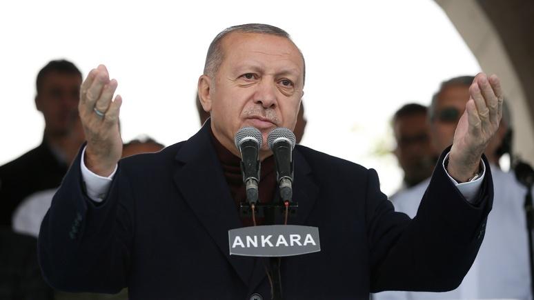 Spiegel: Эрдогану придётся выбрать, кого он готов рассердить — Путина или Трампа