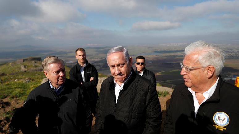 Le Figaro: Израиль строит город, названный в честь Трампа