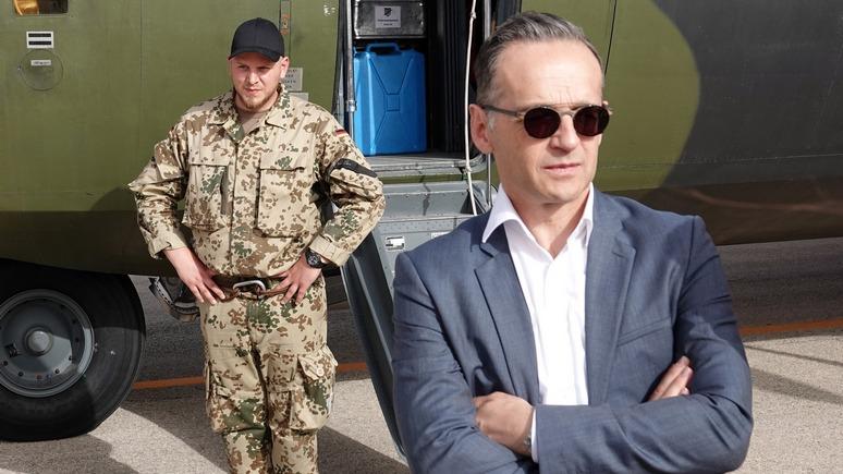 FAZ: глава МИД Германии отправился на Ближний Восток спасать соглашение с Ираном