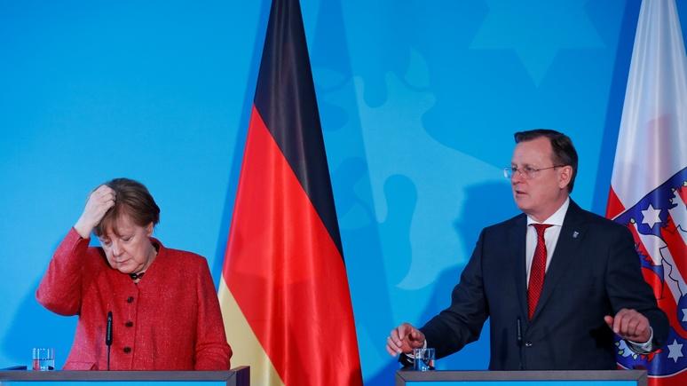 MDR: «политически неэффективны» — премьер Тюрингии призвал отменить санкции против России