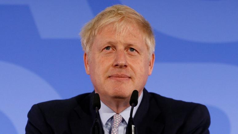 Times: Борис Джонсон в фаворитах гонки за пост премьер-министра