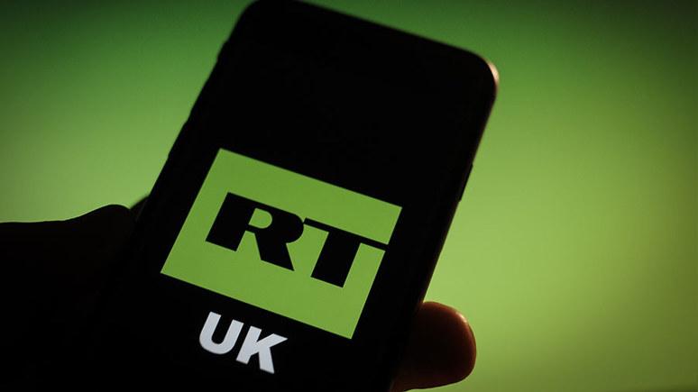 Press Association: каналу RT разрешено оспорить цензуру Ofcom в суде