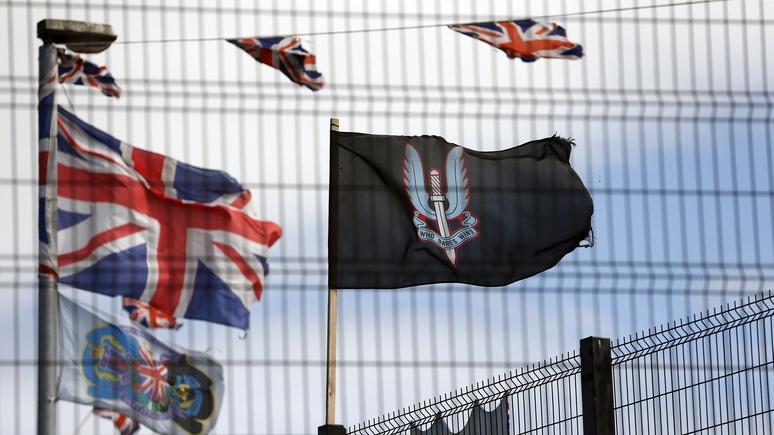 Guardian: перед британским спецназом поставят новую задачу — противостояние России