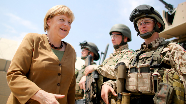 FAZ: Германия увеличивает свой военный бюджет