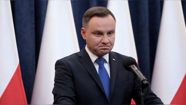 «Глупая бестактность»: польское издание отчитало Дуду за слова о превосходстве поляков над россиянами