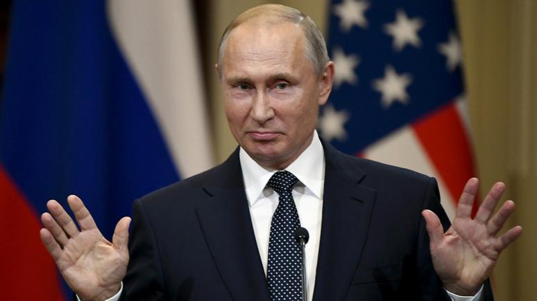 Washington Examiner: Путин сам виноват в плохих отношениях с США