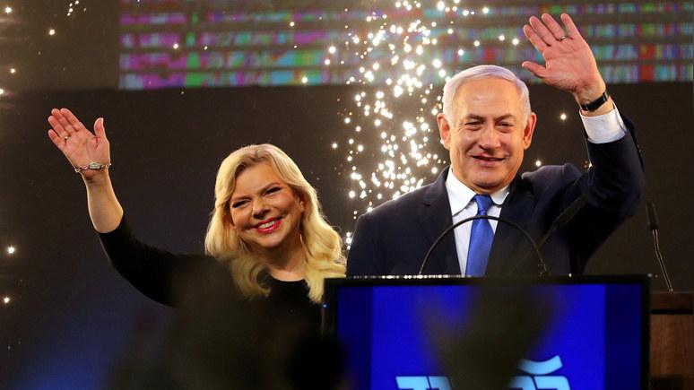 ABC: приговор жене израильского премьера закрепил за Нетаньяху репутацию любителей роскоши за госсчёт