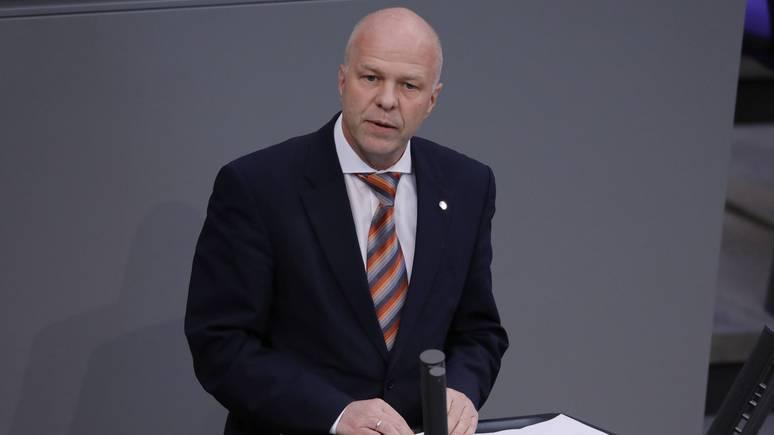N-TV: парламентскую делегацию бундестага в Россию впервые возглавил депутат АдГ