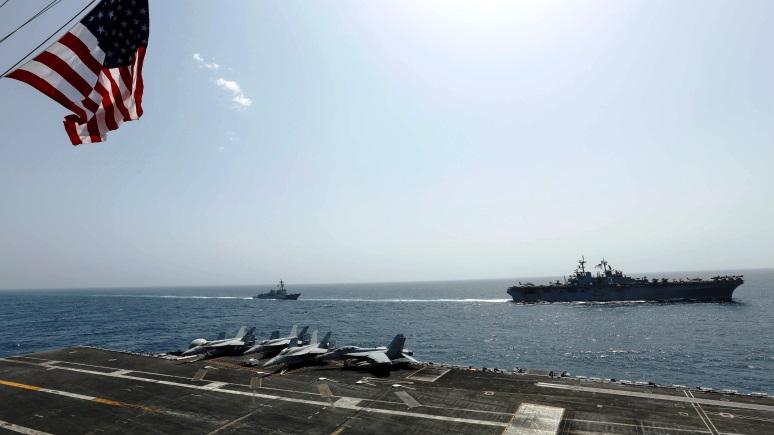 NYT: Трампу пора изменить правила, чтобы топить «пиратские корабли» Ирана