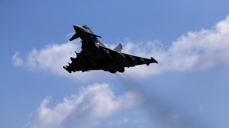 Telegraph: с начала мая британские ВВС уже восемь раз перехватывали российские самолёты над Балтикой