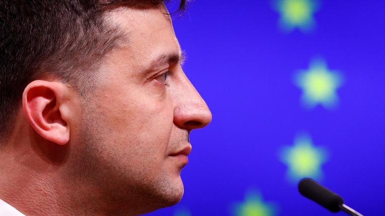 Зеленский рассказал Bild о том, с чего он начнёт разговор с Путиным
