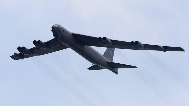 Drive: Россия перехватила стратегический бомбардировщик США на подлёте к Крыму