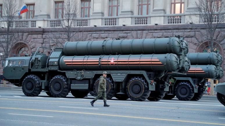 RCD: Россия использует продажу С-400 как инструмент гибридной войны против США и их союзников