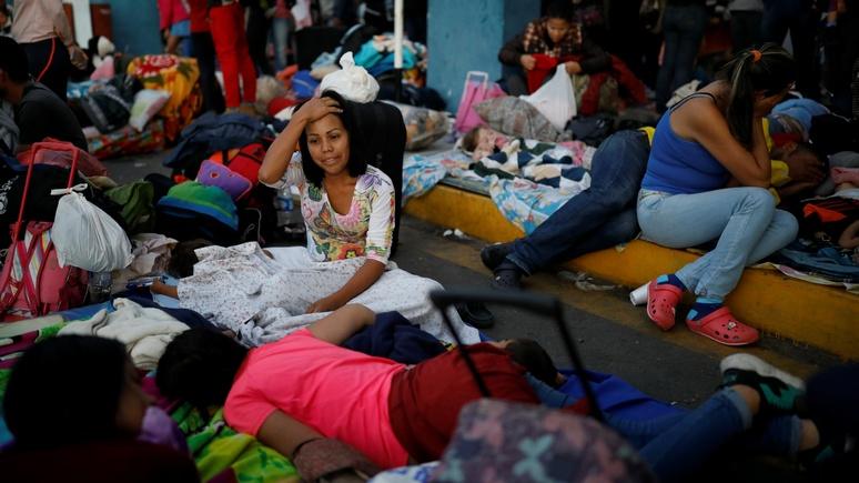 Focus: число беженцев в мире достигло рекорда в 70 миллионов