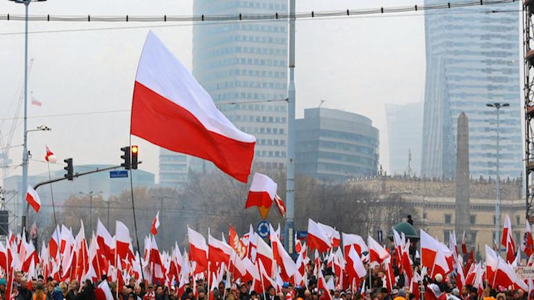 Wirtualna Polska: Польша обречена защищать восточный фланг НАТО