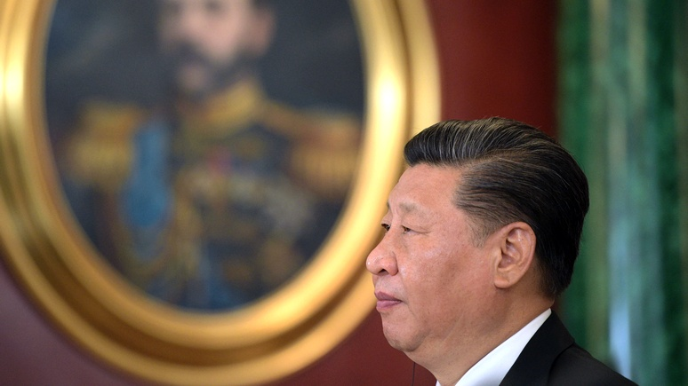 CNBC: Путин заявил, что санкциями США стремятся сдержать экономику как Китая, так и России