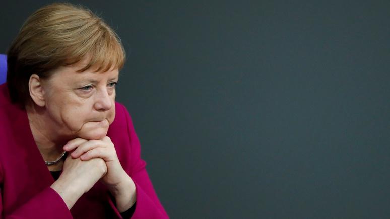 DW: цена газового вопроса резко подскочит, если Берлин променяет Москву на Вашингтон