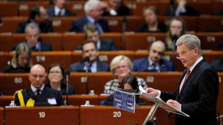 Le Monde: скорое возвращение России в ПАСЕ вызвало «маленькую дипломатическую революцию»