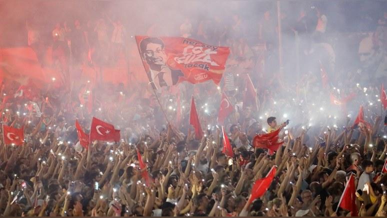 Daily Mail: победа оппозиции в Стамбуле ударила по Эрдогану