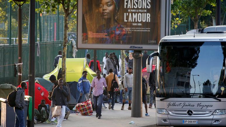 Le Parisien: парижане устали ждать от властей обещанных мер по борьбе с преступностью