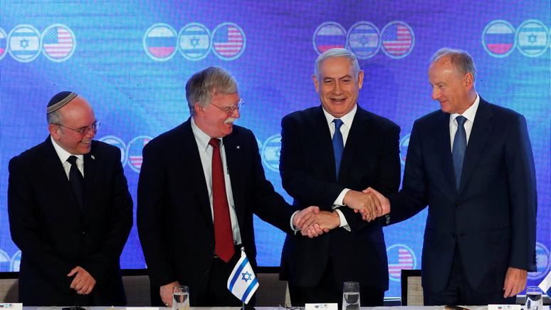 Широкая основа для взаимодействия — Jerusalem Post назвала исторической трёхстороннюю встречу в Иерусалиме