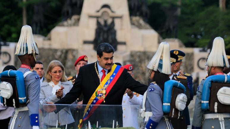 El País: Мадуро заявил о поимке заговорщиков, готовивших на него покушение
