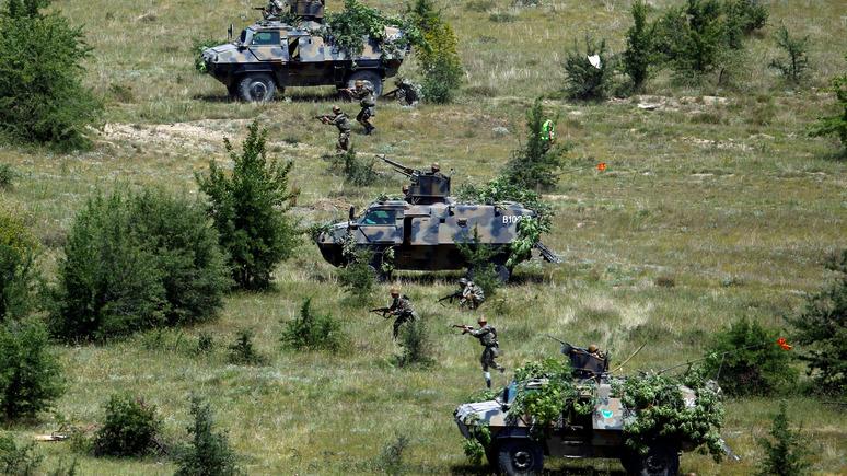 RealClearDefense: НАТО вынуждено наращивать силы у границ России — чтобы обезопаситься от её нападения