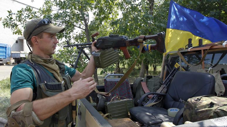 Украинский политолог: прежняя риторика по Донбассу ничего не даст Киеву