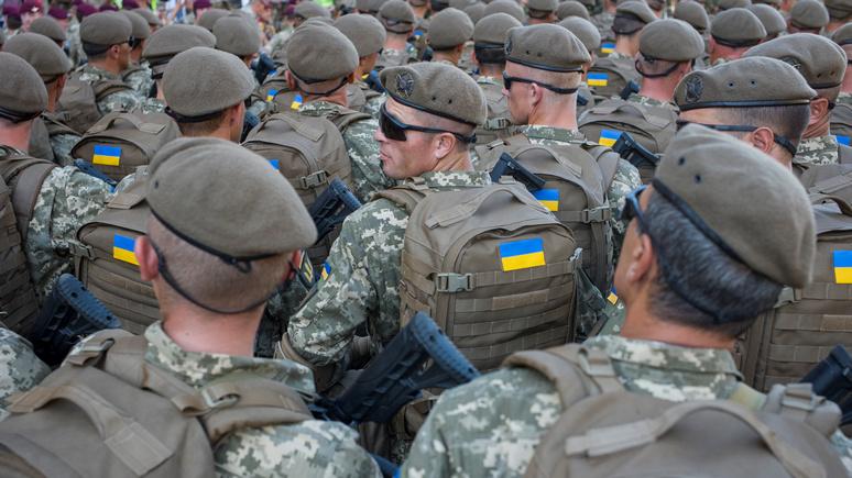 Newsweek: Украина собирается отправить войска в Ирак — на помощь НАТО