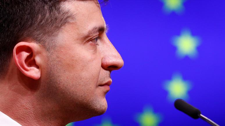 NI: при Зеленском американские эксперты видят шанс примирения Украины с Россией
