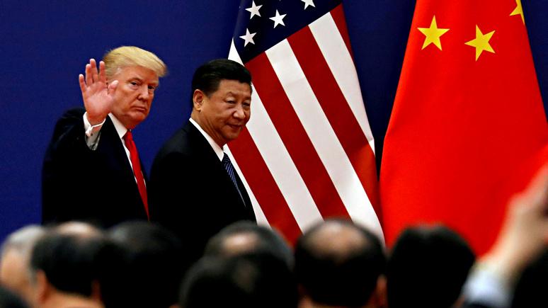 Fox: американский эксперт разложил по полочкам «умную» китайскую стратегию Трампа