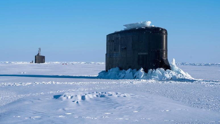Обозреватель Hill: чтобы противостоять России, США необходимо ликвидировать отставание в Арктике
