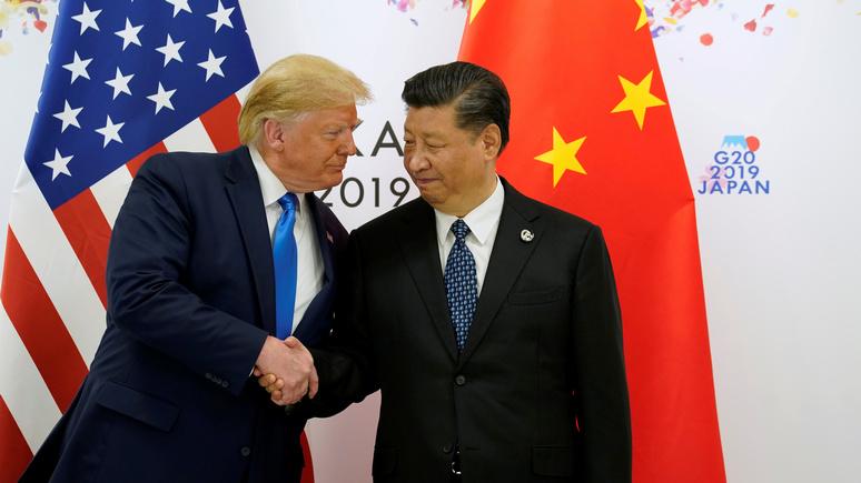 SVT: «торговое перемирие» — Трамп разрешил Huawei покупать американские товары