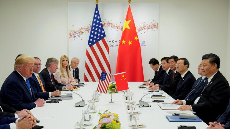 «Неоднозначный ход»: WP разобралась, кто выиграл, а кто проиграл от торгового перемирия между США и Китаем