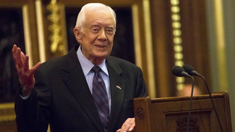 Townhall: «жалкий лидер» Картер поддержал ложь о сговоре Трампа с Россией