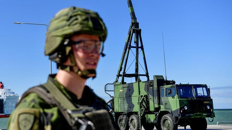 N-TV: шведы закрепляются на Готланде для сдерживания «российской угрозы»