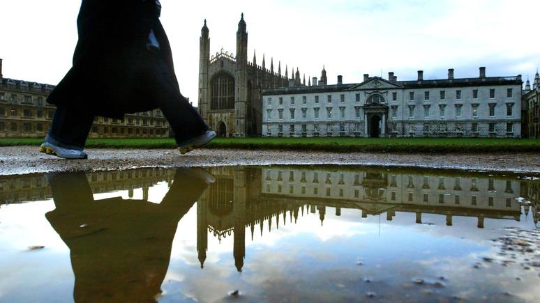 Daily Telegraph: британский Кембридж обвинили в расизме за слово на букву «н»